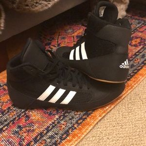 Adidas HVC 2 wrestling shoes 7(M) or 8.5(W)